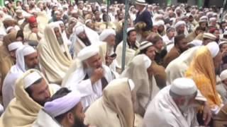 PASHTU TAQRIR PIR QARI BASHIR AHMAD MADNI,URS MUBARAK PIRSABAQ BABA JEE 2015