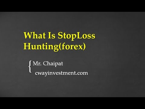What Is Stop-Loss Hunting(forex)