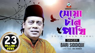 Bari Siddiqui - Shua Chan Pakhi | সোয়া চাঁন পাখি | Sangeeta Exclusive 2018 | New Bangla Music Video