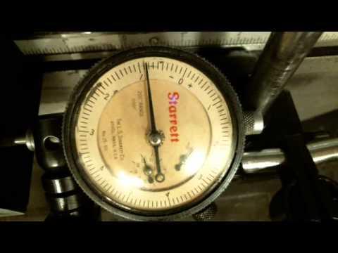 Backlash and Gibb adjustment on a CNC machine 2