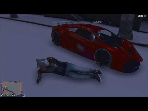 GTA 5 Online: The wife plays GTA