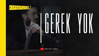 Joker - Gerek Yok (Official Video) | Hiphopjobz 2020