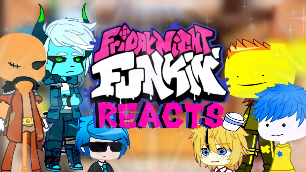 Download Friday Night Funkin' Mod Characters Reacts | Part 14 | Moonlight Cactus |