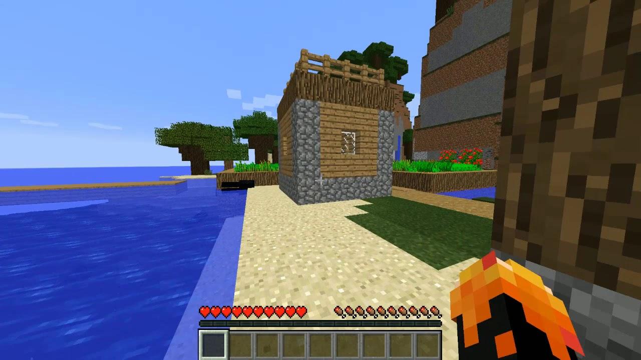 Minecraft Köy Nasıl Bulunur? Köy Seedleri - Köyler ve fazlası...