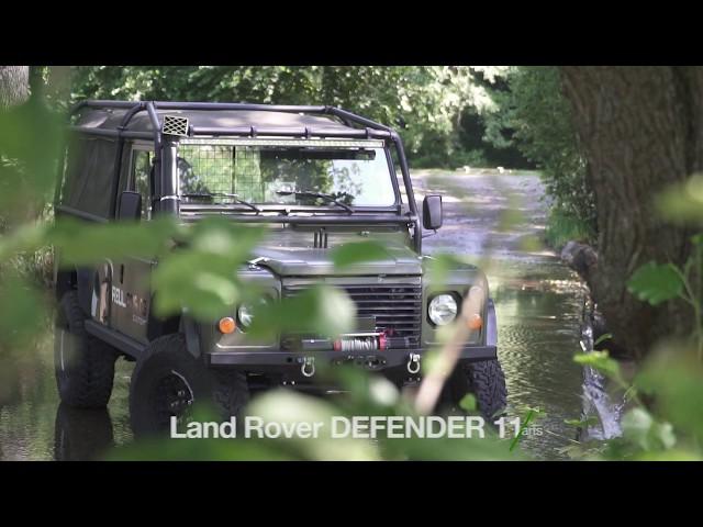 Defender 110 V8 by Reulparts