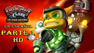 RATCHET AND CLANK 3 - Español Parte 1 Ps3 HD 2015