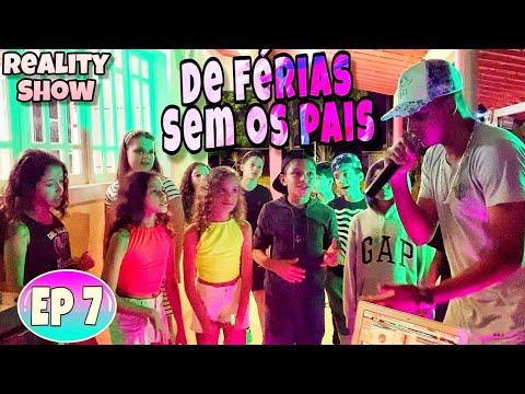 DE FÉRIAS SEM OS PAIS - BALADINHA DE FUNK (Episódio 7)
