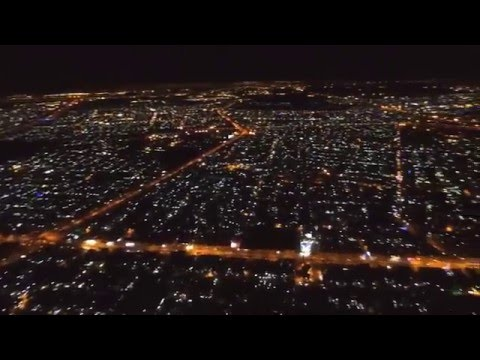 Nice view Baghdad this night x3+ mission to the school