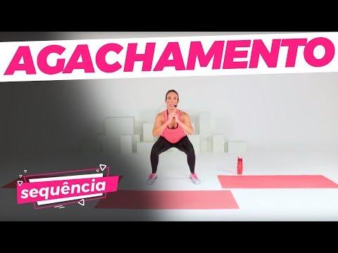 Sequência Completa e Explicativa de Agachamentos | Camila Sachs