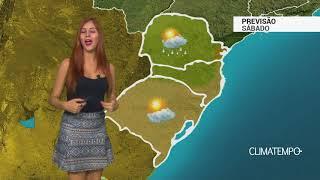 Previsão Sul - Sol e calor
