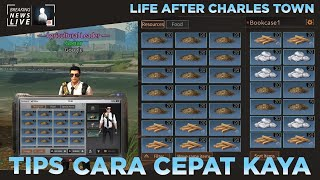 Tips & Trick dapat Gold bar banyak [Life After] - Dubbing
