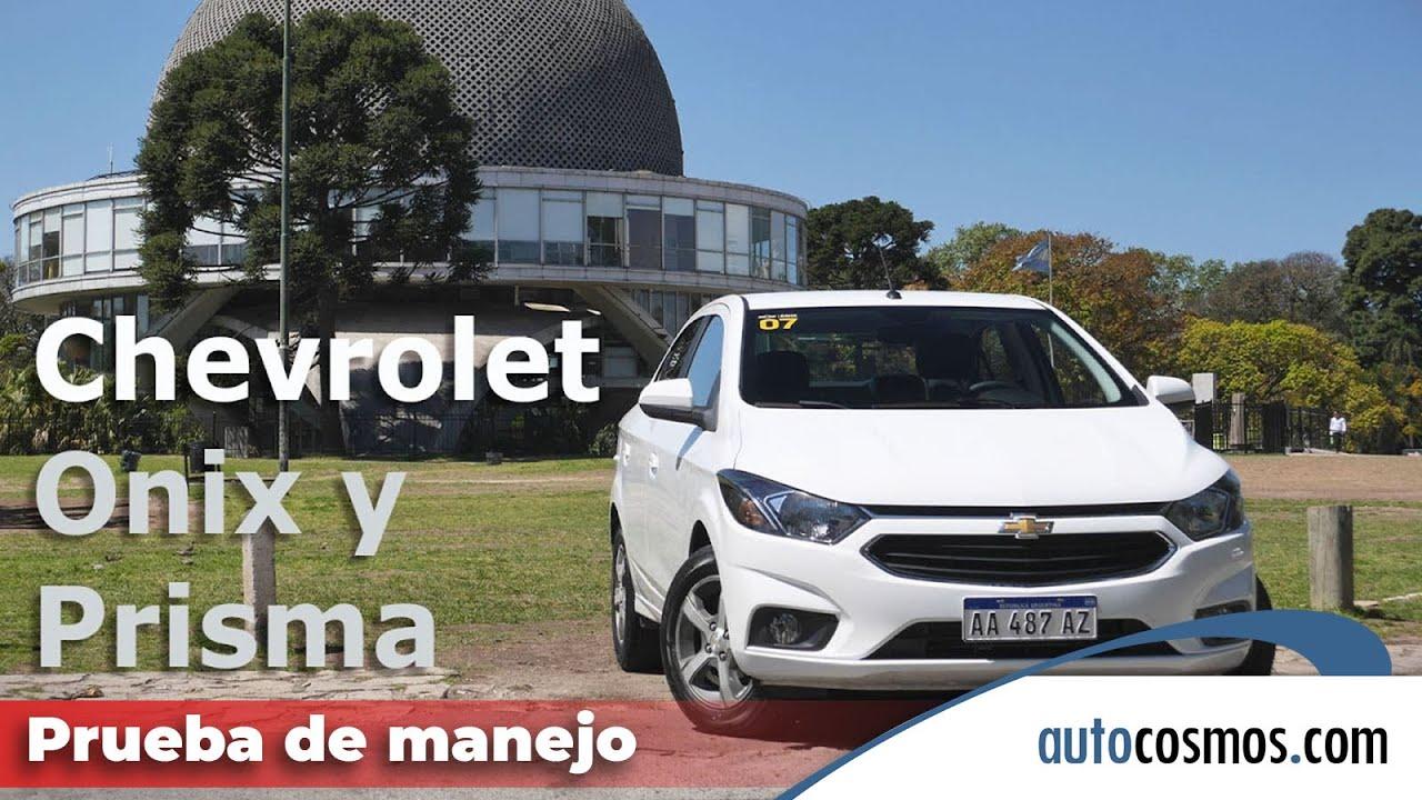 10 Cosas Que Tenes Que Saber De Los Nuevos Chevrolet Onix Y Prisma