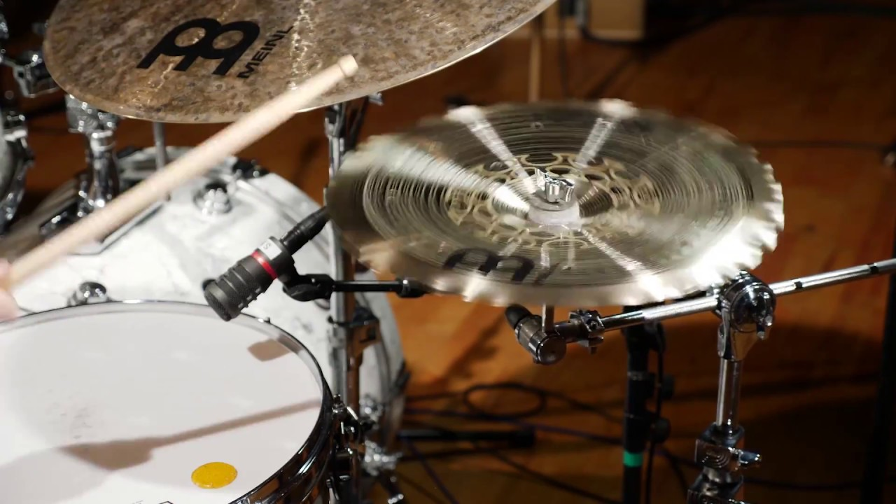 VIDEO Meinl Cymbals GX-8FCH Generation-X 8-Inch Filter China Cymbal