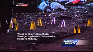 Dispatch recordings outline desperate attempt lives after Wilkinsburg ambush