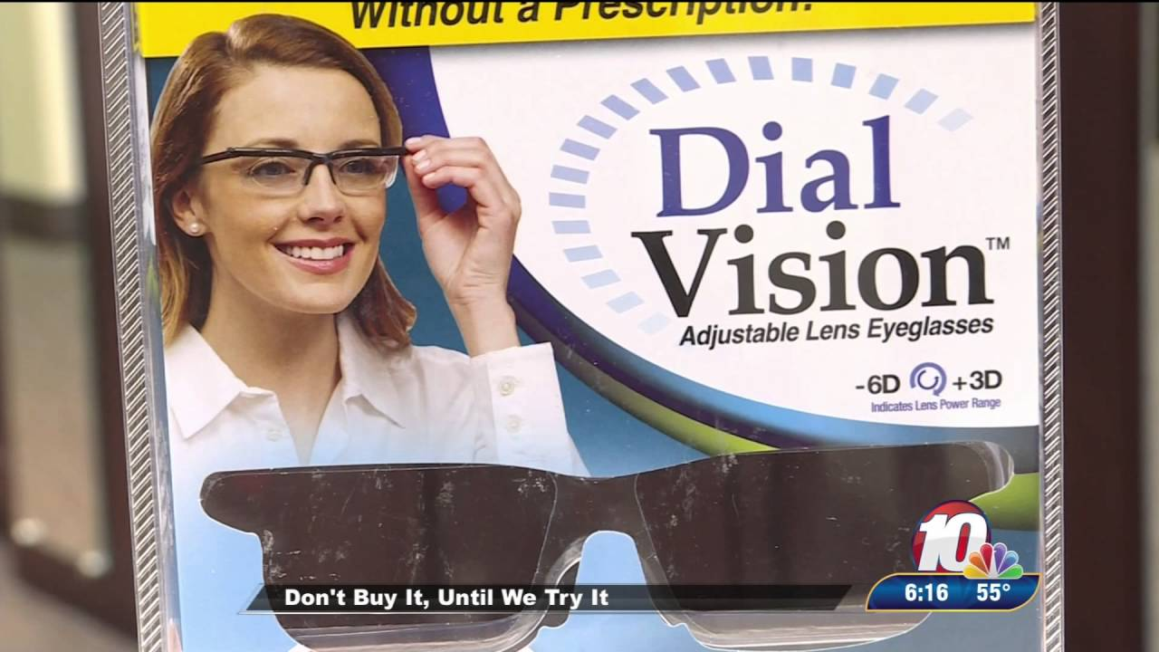 285c3591304 Don t Buy It Until We Try It  Dial Vision - YouTube