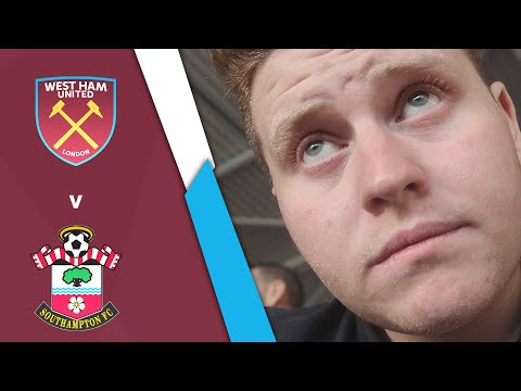 WEST HAM UNITED VS SOUTHAMPTON FC (Premier League 16/17)