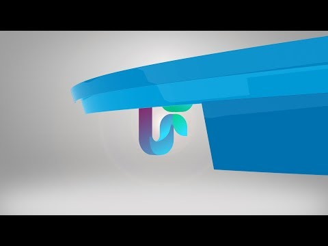After Effects Tutorial | Make Ribbon Logo Animation in After Effects