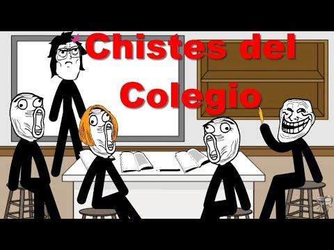 Colección De Los Mejores Chistes Del Colegio / Trolleos En El Colegio