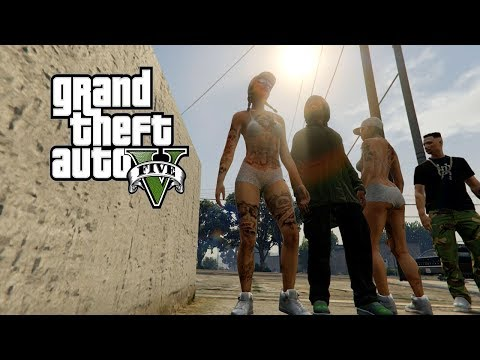 GTA 5 Trap Life In Da Hood 33 [HD]