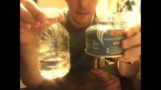 Alcohol vs Propane/Butane Stoves