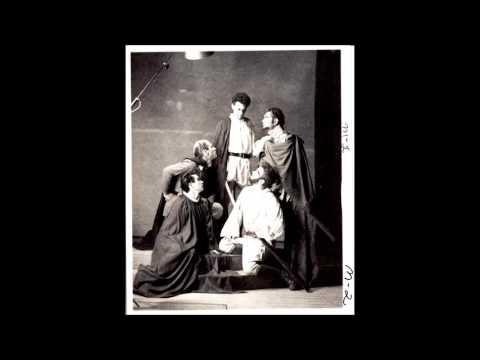"""1952 """"JULIUS CAESAR""""  full audio recording"""