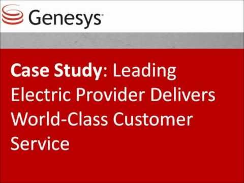 Leading Electric Provider, World-Class Customer Service