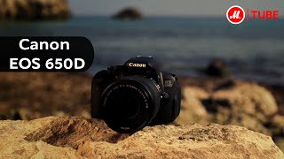 Фотоаппарат зеркальный Canon EOS 650D(Подробнее на http://www.mvideo.ru/product-list?, 2014-08-19T12:20:19.000Z)