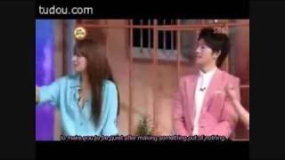 Son Dam Bi vs ChaeYeon sexy dance [Eng Subbed]