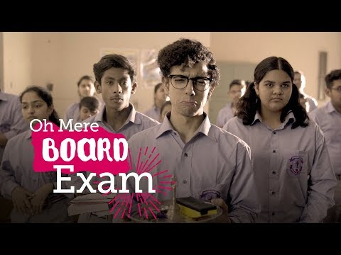 ScoopWhoop: Oh Mere Board Exams... Phat Ti Hai Tumse G****