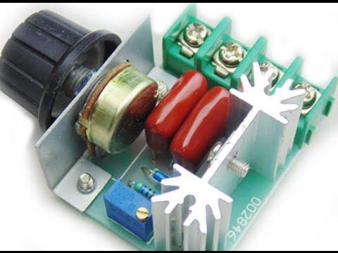Schema Elettrico Ventilatore Velocità : Unboxing regolatore di velocità dalla cina con furore #20 youtube