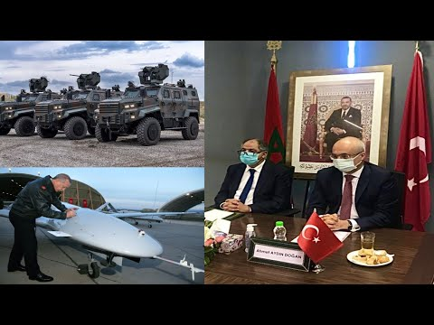 Morocco signs new armament deal with Turkey to strengthen ground forces