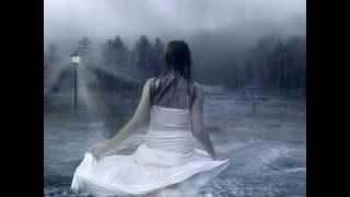 Sakitləşdirən romantik mahnı(yağış səsi, oduncağın yanma səsi, piano)