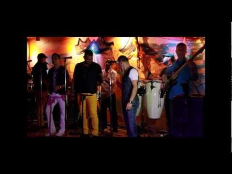 Orquesta Mi Rumba perfoming Bachata at Cafe Byblos, Presented by Sabor & Style