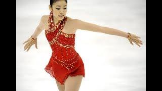 【赤・ピンク系】世界のフィギュアスケート・かわいい素敵な衣装まとめ...