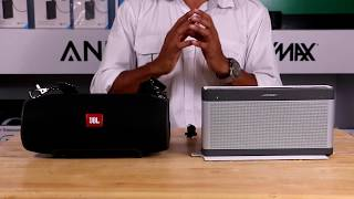 ការប្រកួតគ្នារវាងកូនបាសឯក៖ JBL Xtreme ជាមួយ Bose SoundLink III| JBL Xtreme vs Bose SoundLink III
