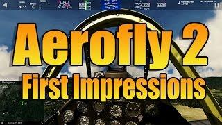 AEROFLY FS 2 - FIRST IMPRESSIONS