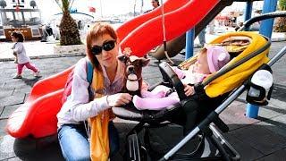 Ciao Bianca - La piu bella giornata al parco in altalena con la mamma