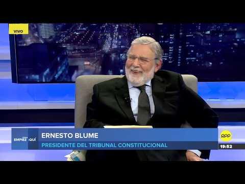 #TEA | Ernesto Blume: