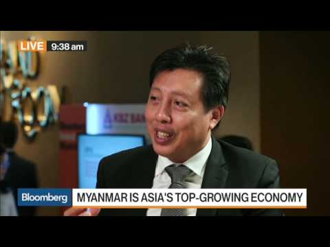Max Myanmar Seeks Deals in Financial Services @ Bloomberg