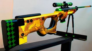 awp dragon lore in real life for sale pneumatic rifle air gun авп драгон лор своими руками