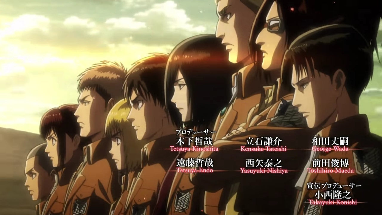 Attack On Titans Season 2