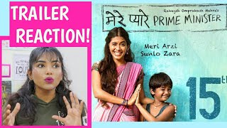 South Indian Reacts to Mere Pyare Prime Minister | Trailer Reaction