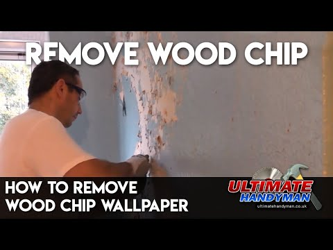 how-to-remove-wood-chip-wallpaper