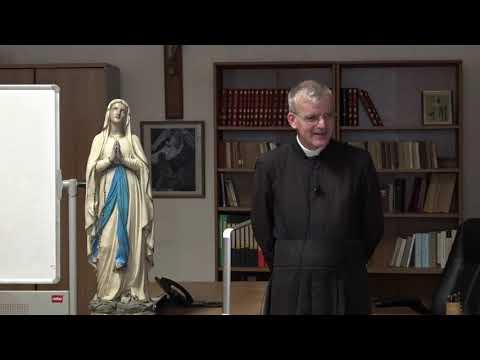 Catéchisme pour adultes - Leçon 02 - 1er article du Credo - Abbé de La Rocque