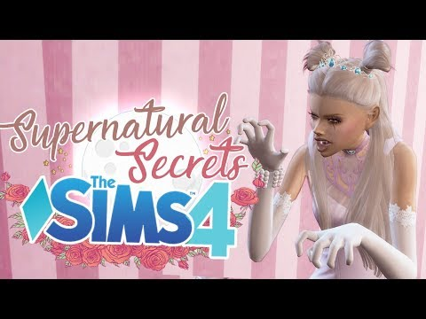 Vampire Princess | Sims 4 Supernatural Secrets | Ep. 2 thumbnail