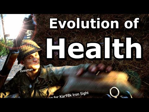 Health Systems in games