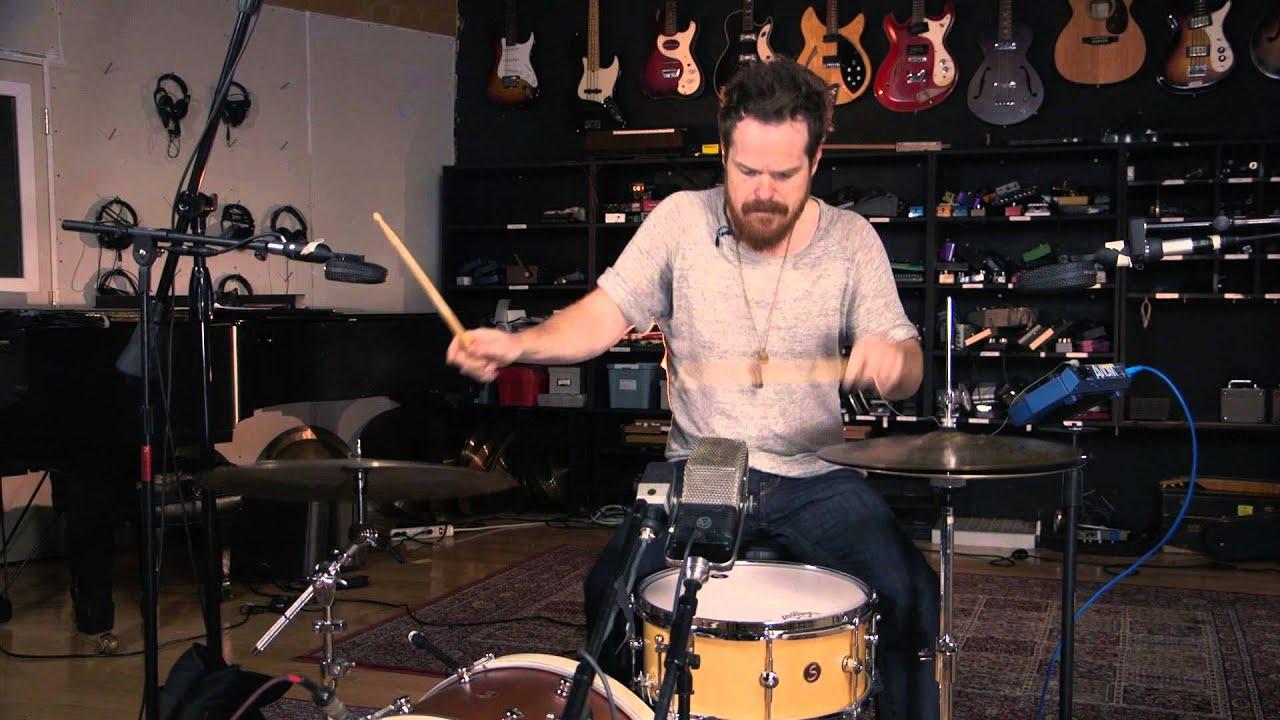 Aaron Sterling / Eric Valentine   Alaskan Yellow Cedar Demo
