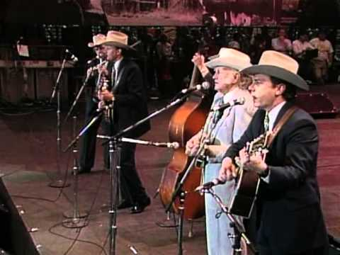 Bill Monroe - Uncle Pen (Live at Farm Aid 1990)