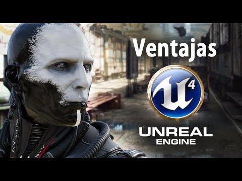 Ventajas (Y Desventajas) de Unreal Engine 4 - Inspector Geek