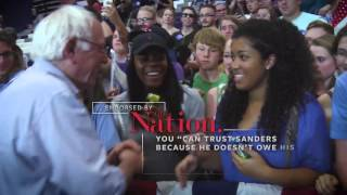 Endorsed | Bernie Sanders Bernie Sanders receives endorsements from The Nation's editorial board and Friends of the Earth Action. ---------  ?? Join the political revolution at ..., From YouTubeVideos